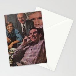 Wiretap Stationery Cards
