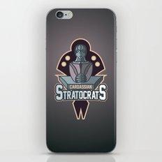 Cardassian Stratocrats iPhone & iPod Skin