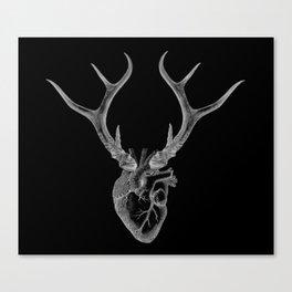 immortal heart Canvas Print