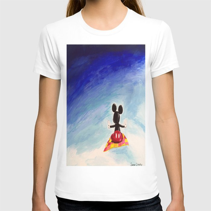 Mickey's Magic Carpet Ride T-shirt