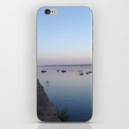 Breton Pier iPhone Skin
