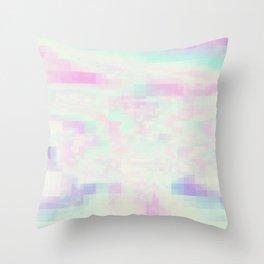 Hazed Throw Pillow