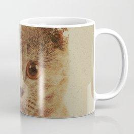 Cats: Portrait British Shorthair Coffee Mug