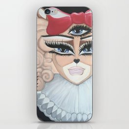 Cowardly Lioness (3rd eye) iPhone Skin