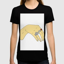 Harry Styles' Hand-- Simple T-shirt