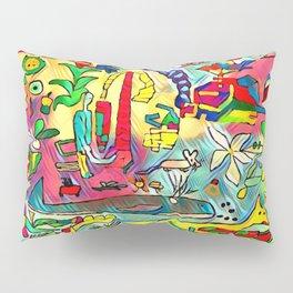 Contamination Pillow Sham