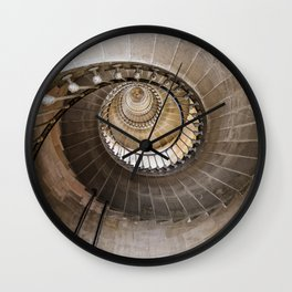 Lighthouse Spiral staircase Wall Clock