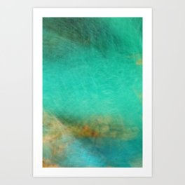 Fantasy Ocean °3 Art Print