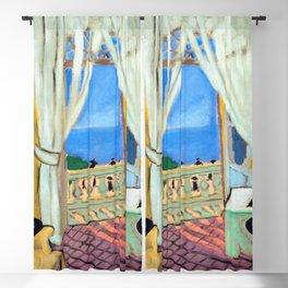 Henri Matisse Interior with a Violin Case Blackout Curtain