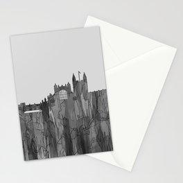 Bath, England Skyline - Navaho B&W Stationery Cards
