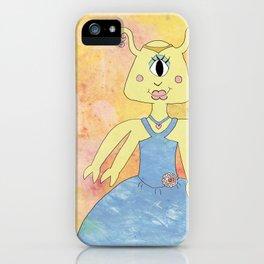 Princess Gurilga (Princess Monsters A to Z) iPhone Case