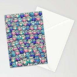 owl-49 Stationery Cards
