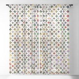 247 Toilet Rolls 02 Sheer Curtain
