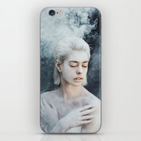illusion iPhone & iPod Skins featuring Illusion by Jovana Rikalo