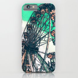 FEERISWHEEL iPhone Case