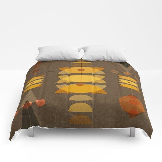 Geometric/Abstract 4 Comforters