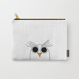 Drawing cartoon of a owl Carry-All Pouch
