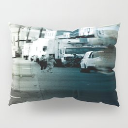 City Stripes Pillow Sham