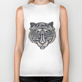 Tigress Biker Tank