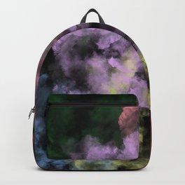 Smoke Bomb Backpack