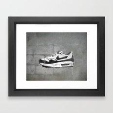 MAX100 / 063: Street Framed Art Print