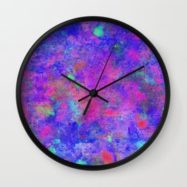 Colour Splash G524 Wall Clock
