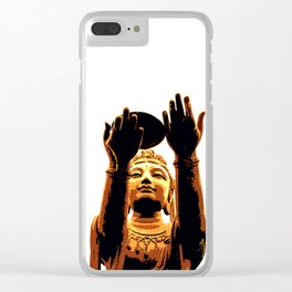 Offering of the Six Devas (Fruit) Clear iPhone Case