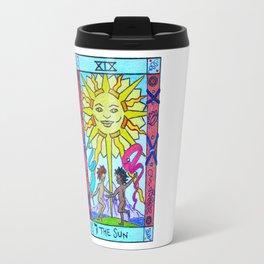 The Sun - Tarot Travel Mug