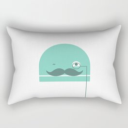 Nerdbot Rectangular Pillow
