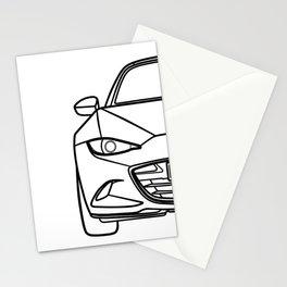 MX5 Stationery Cards