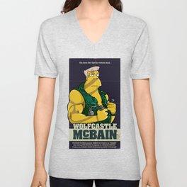 McBain Unisex V-Neck