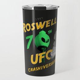 70th Anniversary Commemorative Graphic Travel Mug