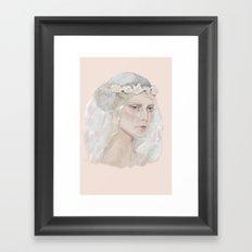 Winter Wonder Framed Art Print