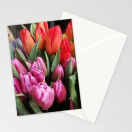Dear Tulips Stationery Cards