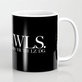 PLUX 0006 Coffee Mug