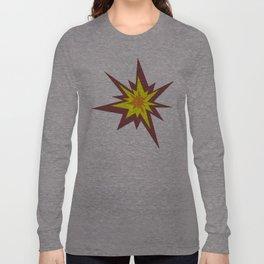 Explosion! Long Sleeve T-shirt