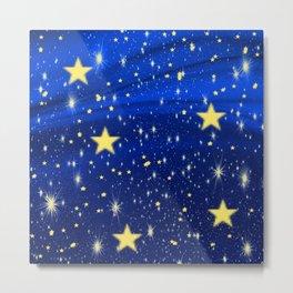Starry, Starry Nights... Metal Print