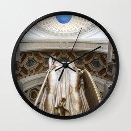 La Estatua de la República Wall Clock