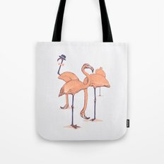 Photobombed Tote Bag