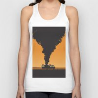 cooking Tank Tops featuring Cooking by Jonathan Hogan