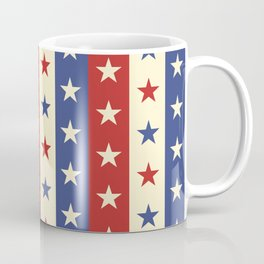 Star Pattern Coffee Mug