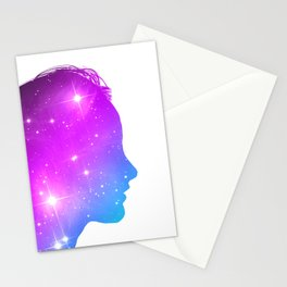 Star Sister / Color 1 Stationery Cards