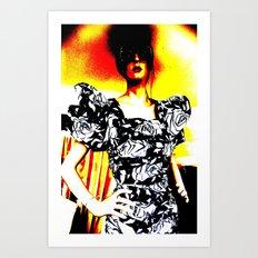 Vintage: Carmen Art Print
