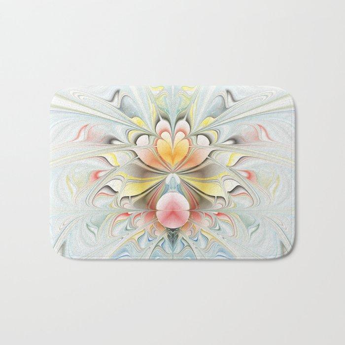 Windflower Bath Mat