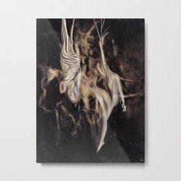 Chrysalide Metal Print