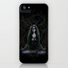 Earth Witch - Elements Collection iPhone Case