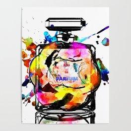 Parfum Rainbow Poster