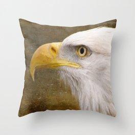 Strength and Beauty - Nature Art Throw Pillow
