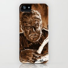 The Wolfman Slim Case iPhone (5, 5s)