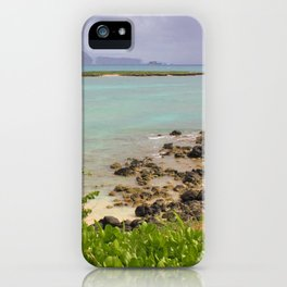 By the ocean iPhone Case